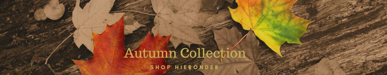 Herfst / Winter Collectie
