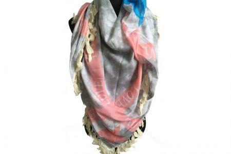 gipsy driehoek sjaal love