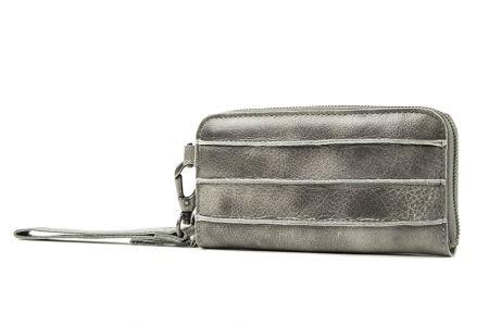 Bag2Bag Jackson Wallet Grijs