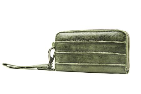 Bag2Bag Jackson Wallet Green