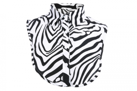 Kraagje Zebra Look 2.0