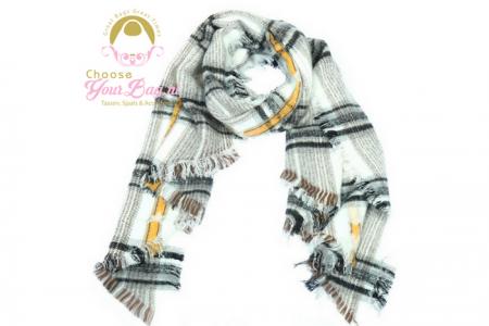 sjaal met sterren en strepen