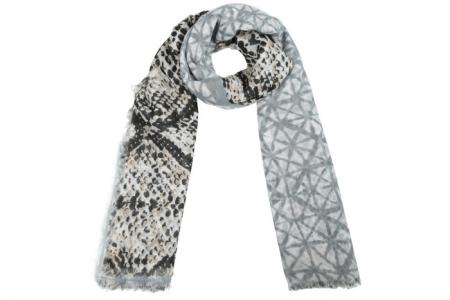 sjaal dierenprints
