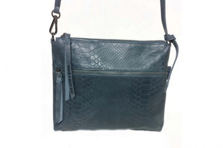 labelsz smart bag snake blue