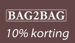 10% korting Bag2Bag