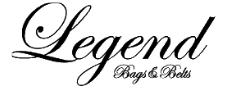 Legend bag and belts