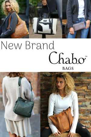 nieuw merk | Chabo Bags