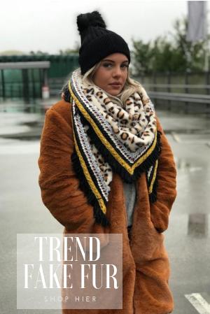 Trend: Fake Fur