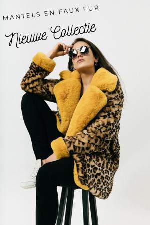 Nieuwe collectie jassen